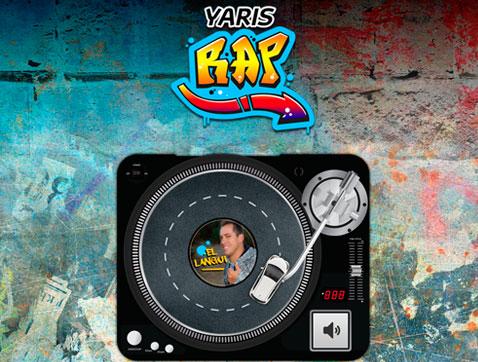 La nueva campaña del Toyota Yaris en redes sociales pone música a tu perfil de Facebook en colaboración con El Langui