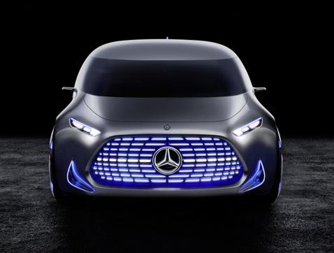 Mercedes-Benz Vision Tokyo llega al Salón de Tokyo para conquistar el futuro