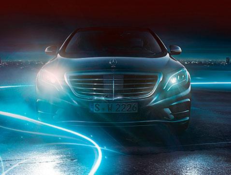 E-Mobility de Mercedes-Benz: el concepto del futuro