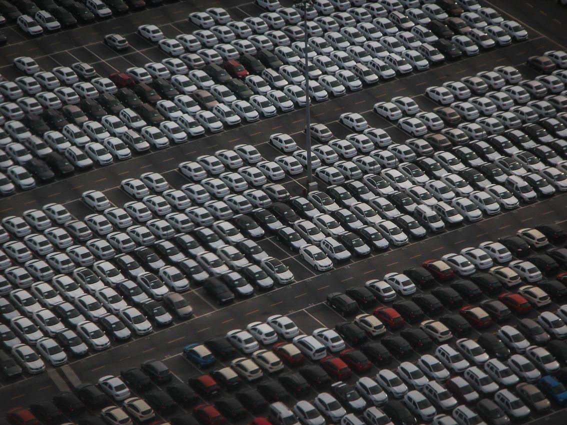 Las ventas de coches suben un 13,5% en noviembre