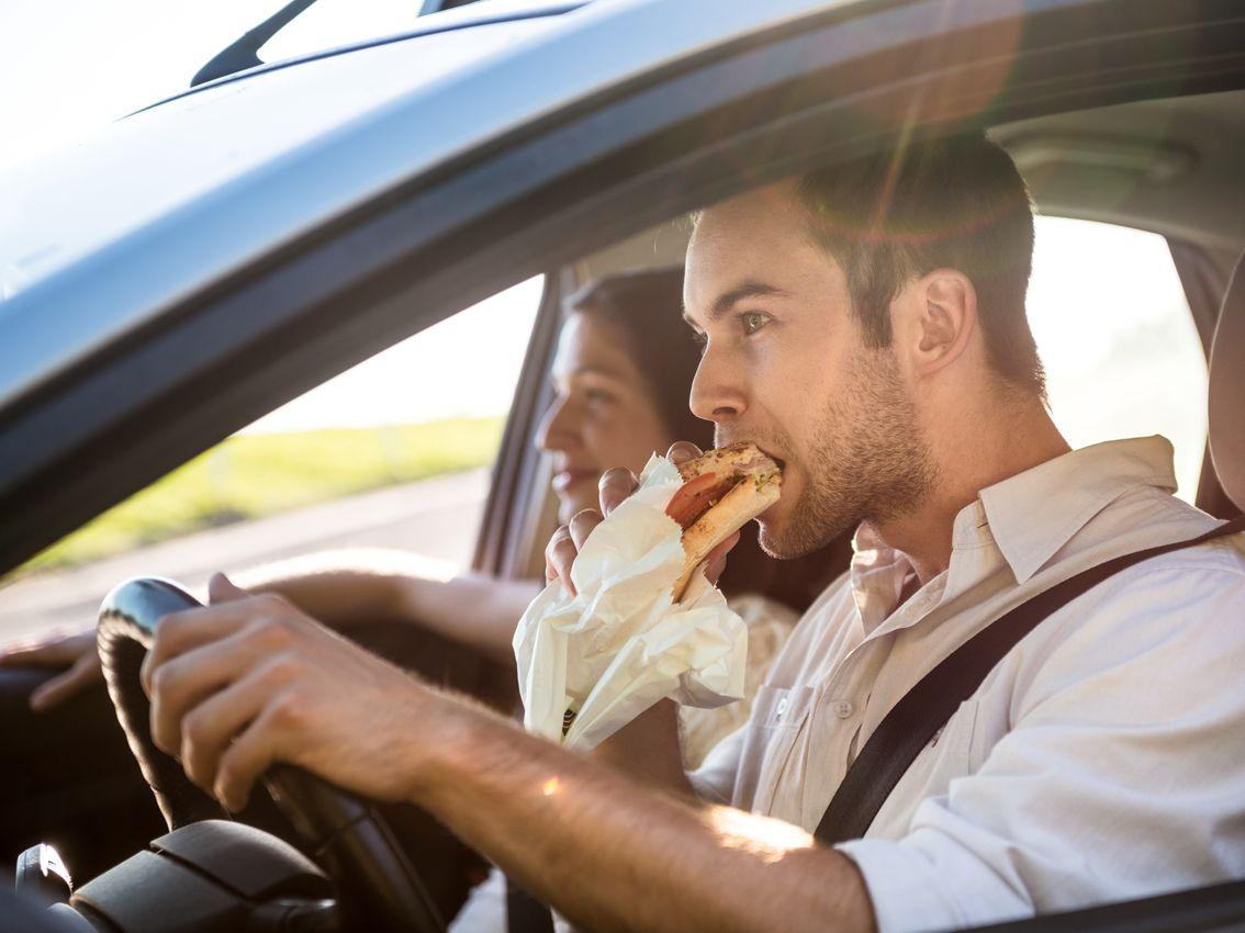 Malas costumbres al volante
