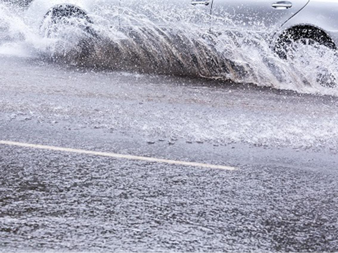 ¿Cómo combatir el aquaplaning?