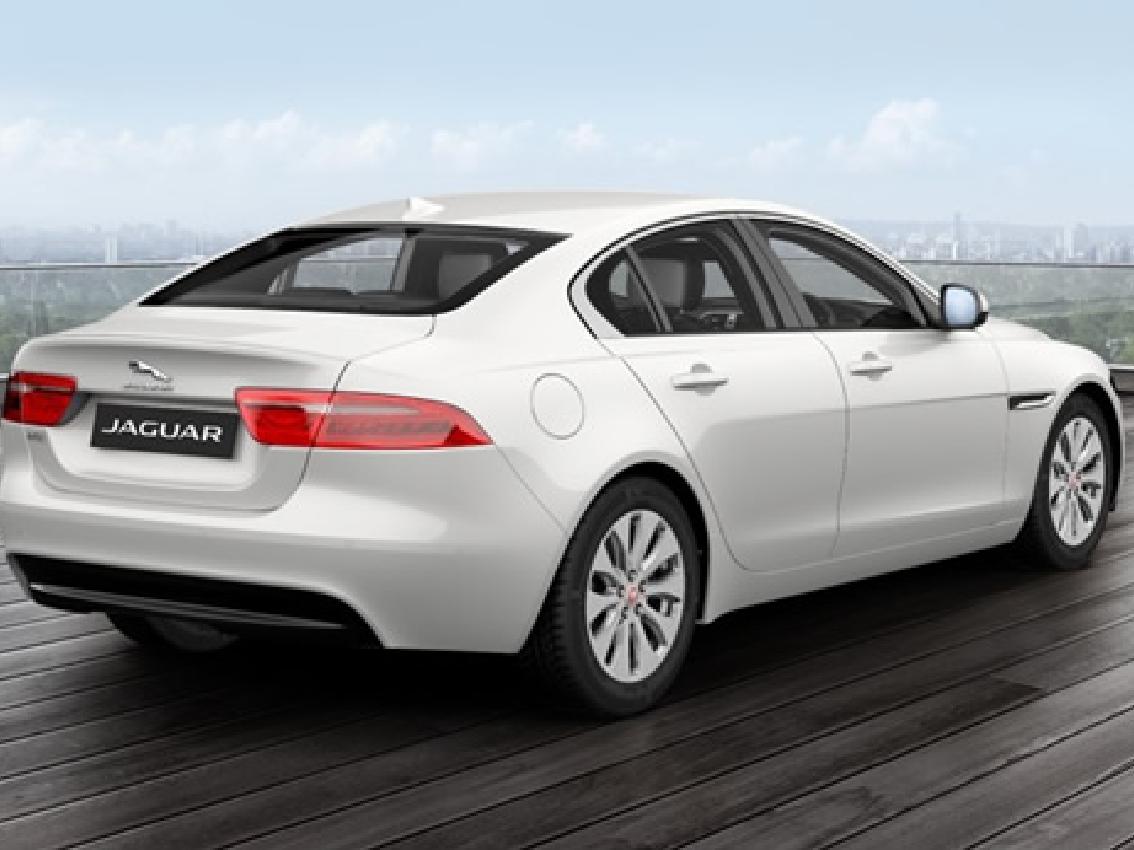 El programa de vehículos usados de Jaguar creció un 208% en 2016