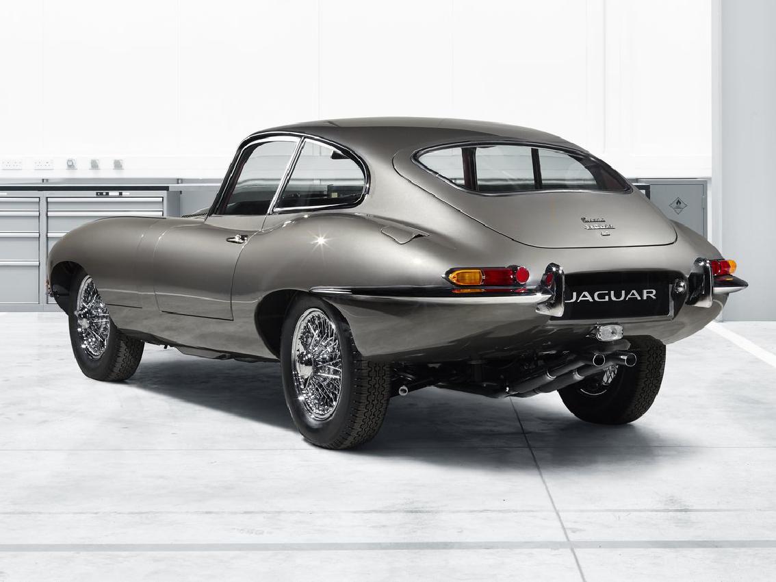 Diez Jaguar E-Type resucitarán gracias al programa Reborn