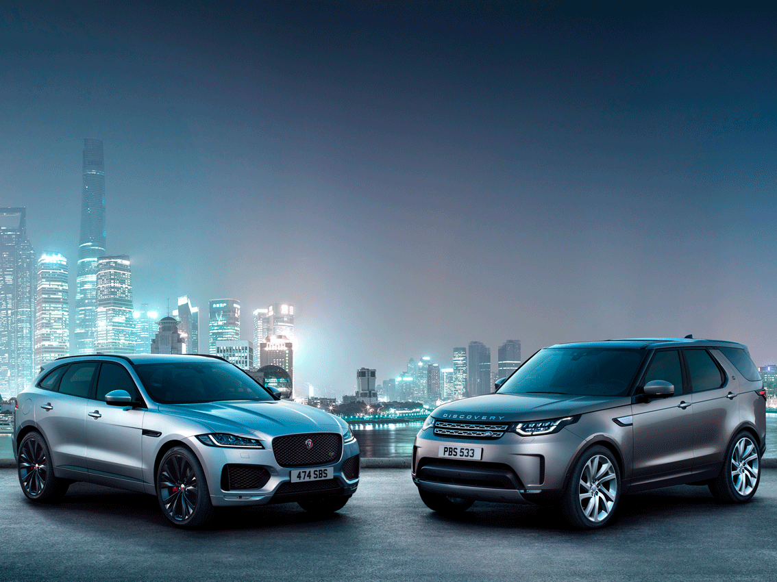 La gama de modelos Jaguar recorre España