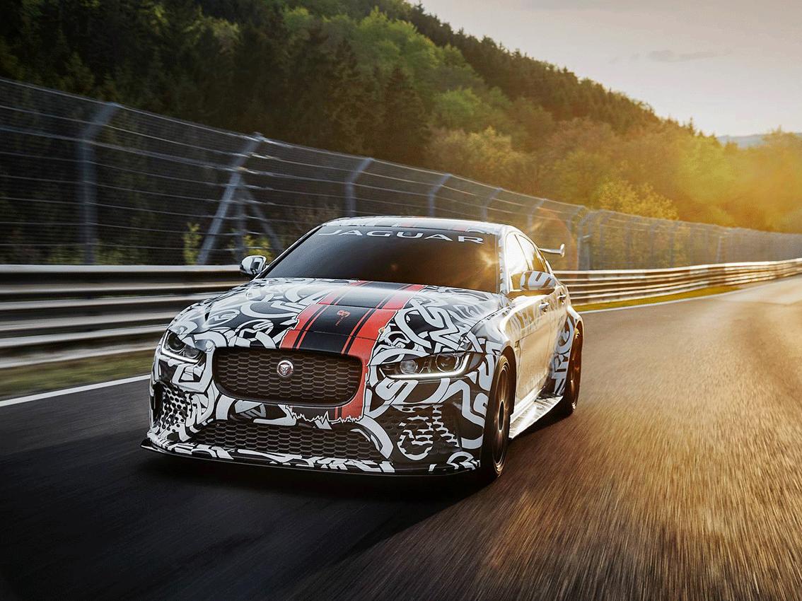 Jaguar XE SV Project 8: el coche de calle más potente jamás creado