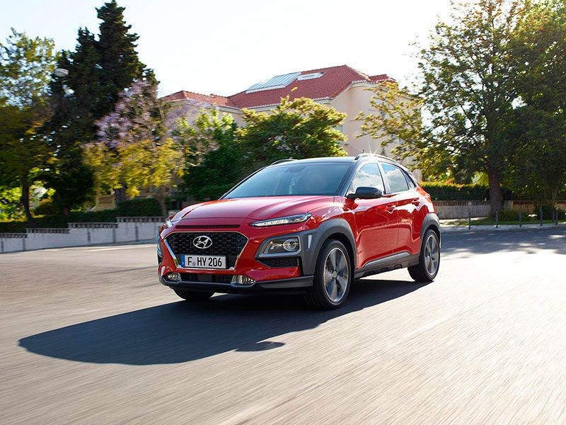 El Nuevo Hyundai KONA: You drive it, you difine it.