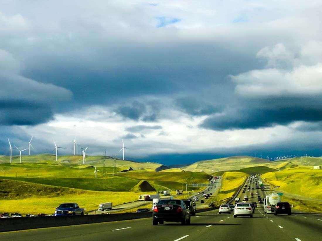 Consejos para conducir con vientos extremos