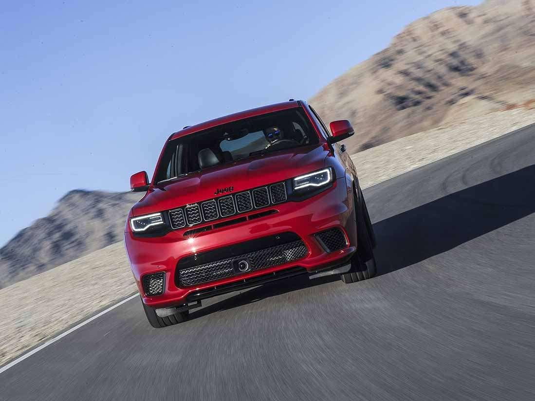 Jeep triplica los valores de crecimiento del mercado y supera las 8.400 matriculaciones en 2017 marcando un nuevo récord en España