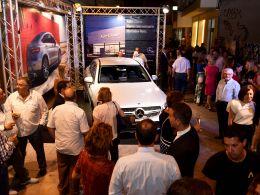 Auto Classe presenta en el Casino de Murcia el nuevo GLC