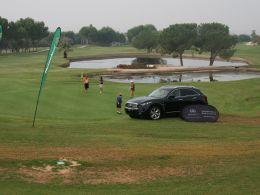 Huertas Premium trae a Murcia el torneo Infiniti de golf
