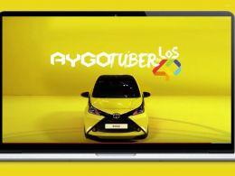 Toyota y el Aygo buscan al nuevo locutor de Los 40
