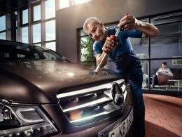 Auto Classe, una garantía para el mantenimiento de vehículos Mercedes-Benz