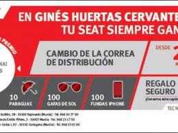 Ginés Huertas Cervantes: un taller en el que siempre se gana