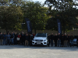 Vehículos híbridos Mercedes en Dimovil, concesionario oficial Mercedes-Benz en Murcia