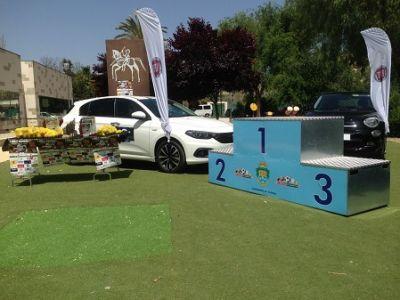 Huertas Center colaborará en todas las carreras organizadas por la Federación Murciana de Automovilismo