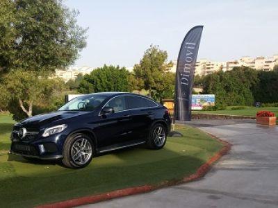 Dimovil vuelve a convertir su torneo de golf en un éxito absoluto
