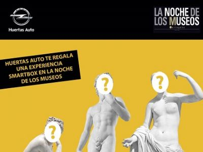 Huertas Auto patrocina la Noche de los Museos de Cartagena