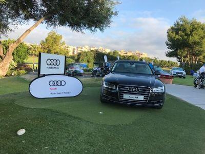La Audi Quattro Cup trae a Murcia el mejor golf