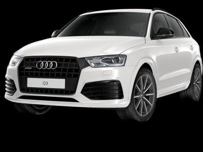 Huertas Motor ofrece unidades limitadas del Q3 Black Line Edition