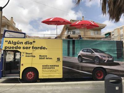 El nuevo Seat Ibiza vive el verano con la Cadena Cope