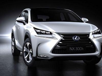 Oferta especial para el nuevo Lexus NX 300h, con tecnología híbrida autorrecargable