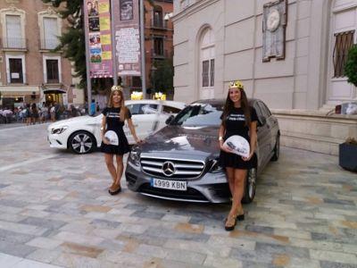 Mercedes-Benz se suma a las fiestas de Moros y Cristianos de Murcia