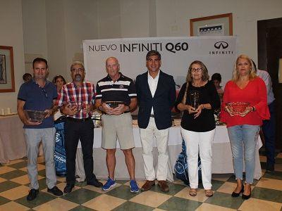 El mejor golf, de la mano de Infiniti