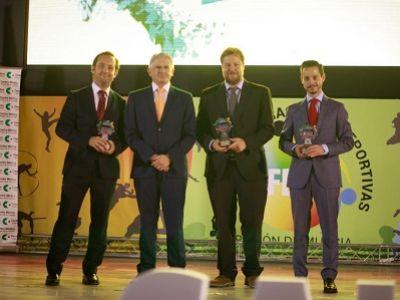 Lexus Murcia premiado en la Gala del deporte