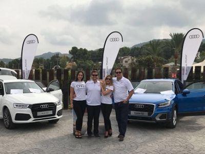 Ir al mercado Rin Ran de Murcia tiene premio con Audi
