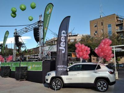 Grupo Huertas, en la carrera contra el cáncer