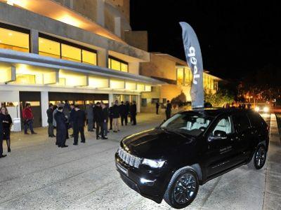 Huertas Center con Jeep acompaña a La Verdad en la entrega de los Premios Agro