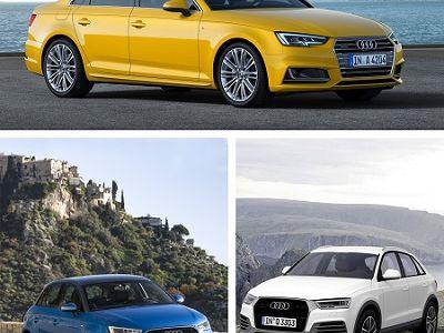 Black Week en Huertas Motor Audi Murcia y Cartagena
