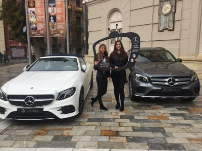 Auto Classe participa en la entrega de las 'Antenas y Micrófonos de Plata'