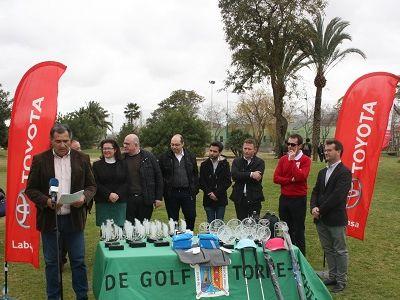 Toyota y el golf, mano a mano