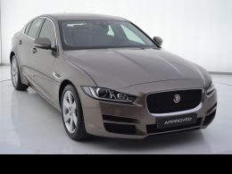 Coches segunda mano - Jaguar XE 2.0 Diesel Mid 180cv Auto.Prestige en Zaragoza