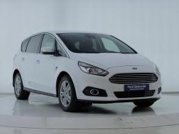Coches segunda mano - Ford S-Max 2.0 TDCi 180CV Titanium en Zaragoza