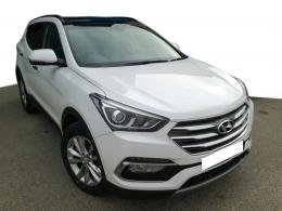 Coches segunda mano - Hyundai Santa Fe 2.2 CRDi 25 Aniversario 4x2 7S en Huesca