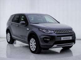 Coches segunda mano - Land Rover Discovery Sport TD4 4WD HSE en Zaragoza
