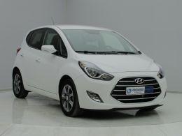 Coches segunda mano - Hyundai ix20 1.6 CRDi BlueDrive Tecno en Huesca