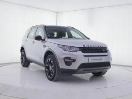Coches segunda mano - Land Rover Discovery Sport 2.0L TD4 180CV 4x4 HSE en Zaragoza