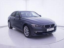 Coches segunda mano - BMW Serie 3 318dA Luxury de la serie F30 Diesel en Zaragoza