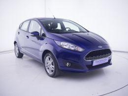 Coches segunda mano - Ford Fiesta 1.25 Duratec 60kW (82CV) Trend 5p en Zaragoza
