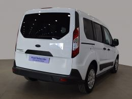 Ford Connect segunda mano Huesca