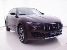 Coches segunda mano - Maserati Levante Diesel en Zaragoza