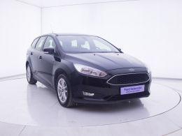 Coches segunda mano - Ford Focus 1.0 Ecoboost Auto-S/S 125 Pow. Trend+ en Zaragoza
