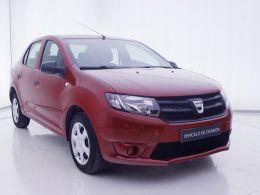 Coches segunda mano - Dacia Logan Ambiance 1.2 75 en Zaragoza