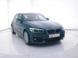 Coches segunda mano - BMW Serie 1 118d en Zaragoza