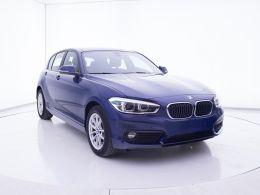 Coches segunda mano - BMW Serie 1 116dA en Huesca