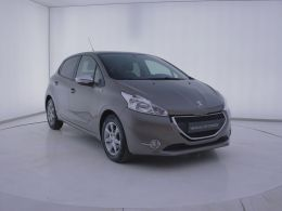 Coches segunda mano - Peugeot 208 5P STYLE 1.4 HDi 68 en Huesca
